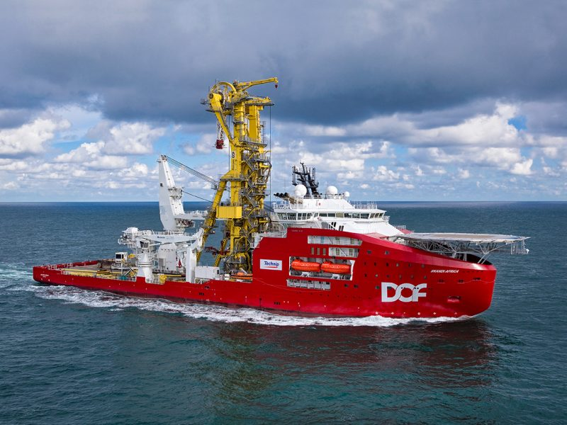 Optimarin secures landmark fleet agreement with DOF
