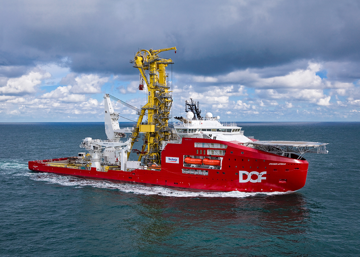 Optimarin secures landmark fleet agreement with DOF