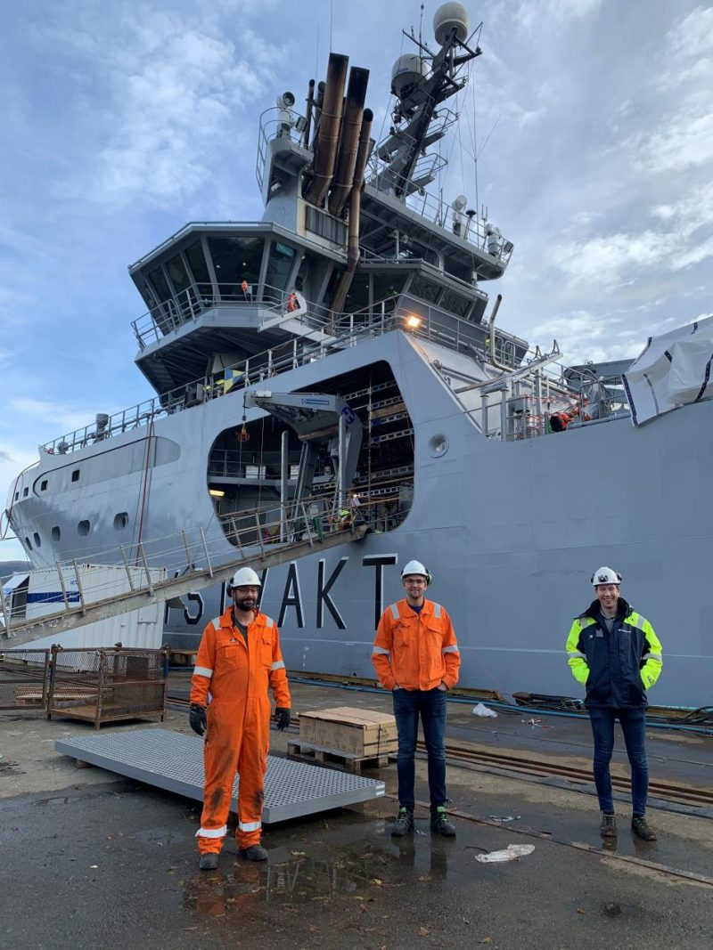 IMO G8 certification boosts military contracts for Optimarin