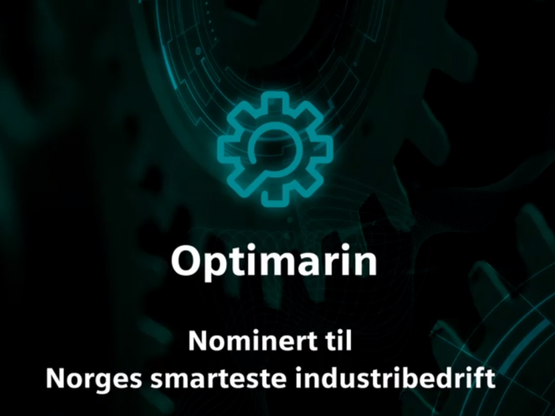 Optimarin follows strong 2020 with fight for Norway's Smartest Business title