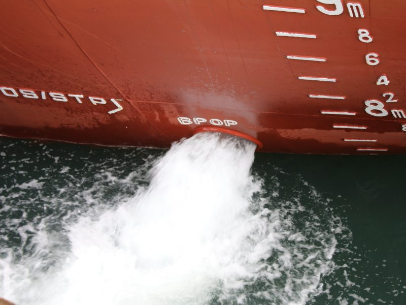 Counting the cost of BWT inaction by shipowners