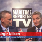 MarineLink TV interview – Optimarin Takes BWMS Lead