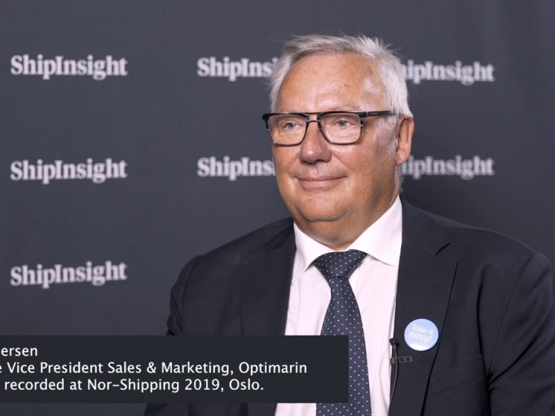 ShipInsight interviews Tore Andersen